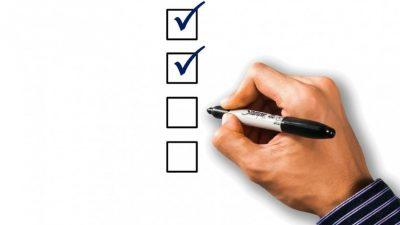 Free business checklist