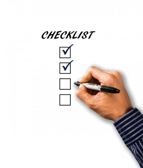 Free business checklist